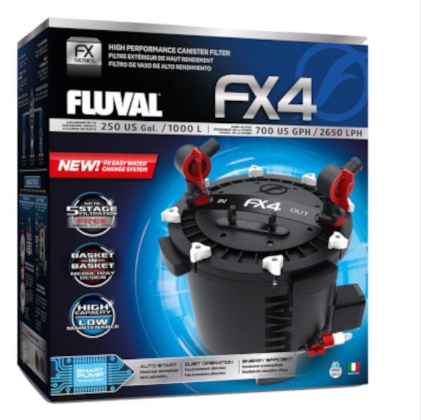 Fluval FX4 precio